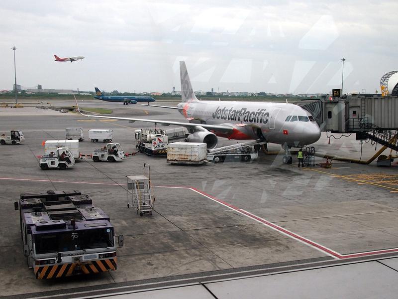 Jetstar Pacific at Bangkok (BKK)
