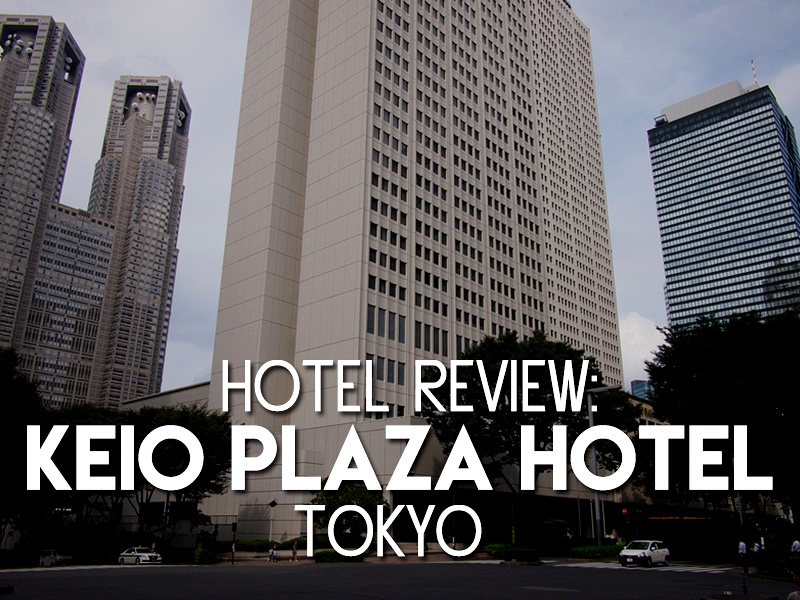 Hotel Review: Keio Plaza Hotel Tokyo