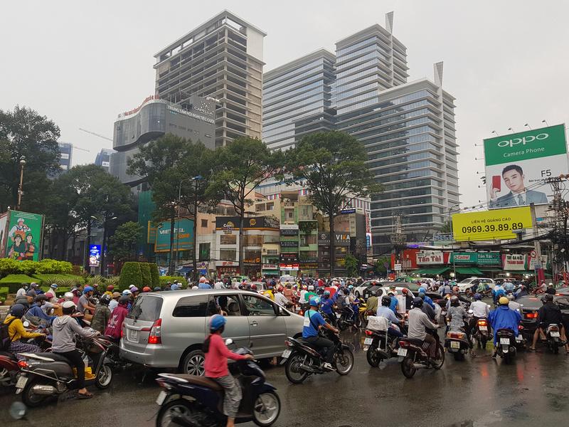 Dan Chu Roundabout