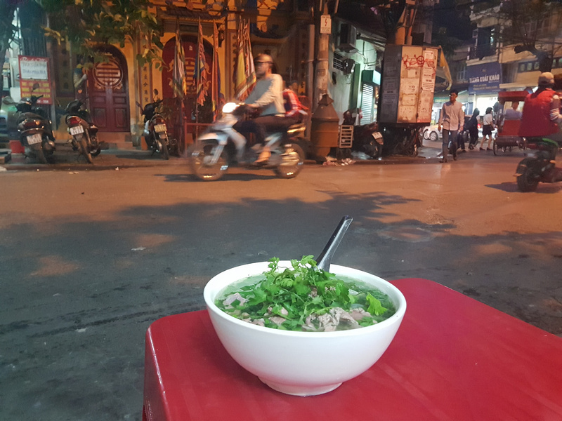Where I'm At: December, 2017 – Hanoi edition