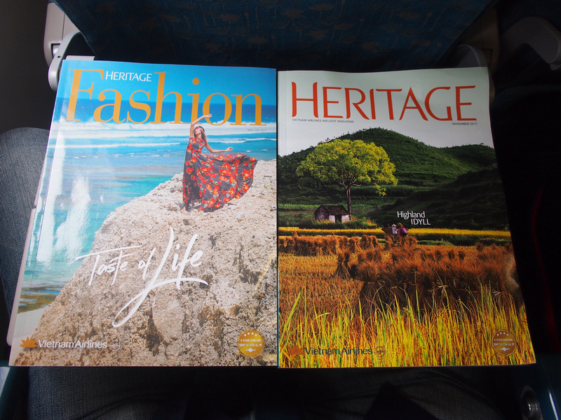 Inflight magazines Nov 2017