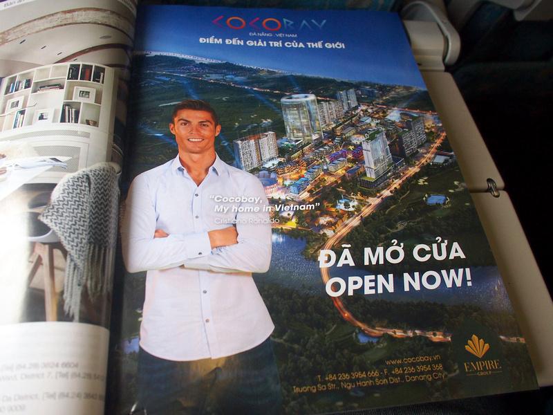 Ronaldo in Danang
