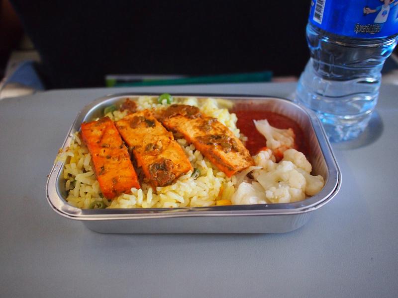 Vegan Tofu lunch