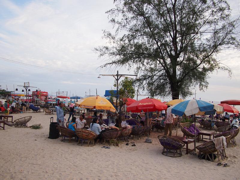Ou Chheuteal Beach