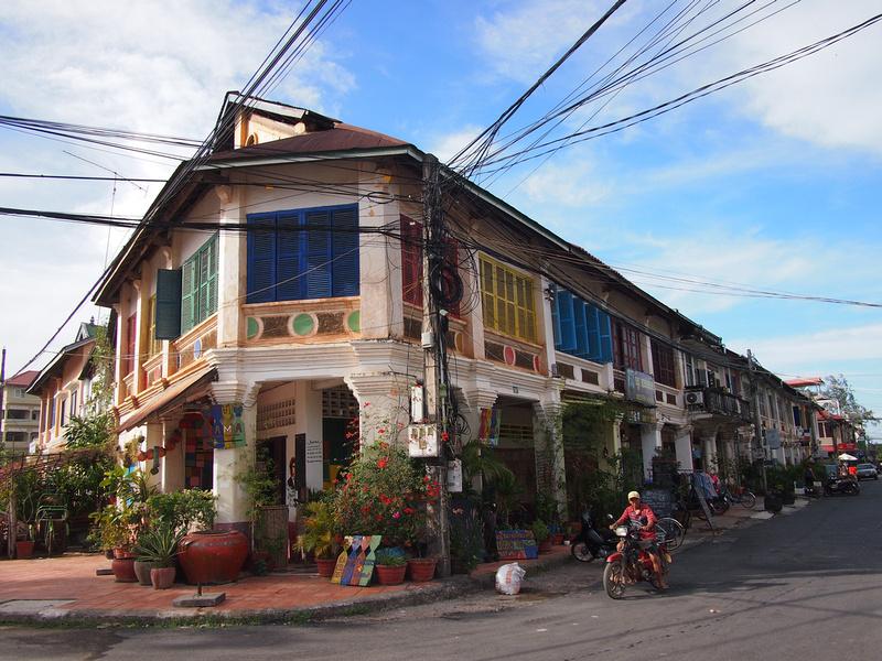 Colourful Kampot
