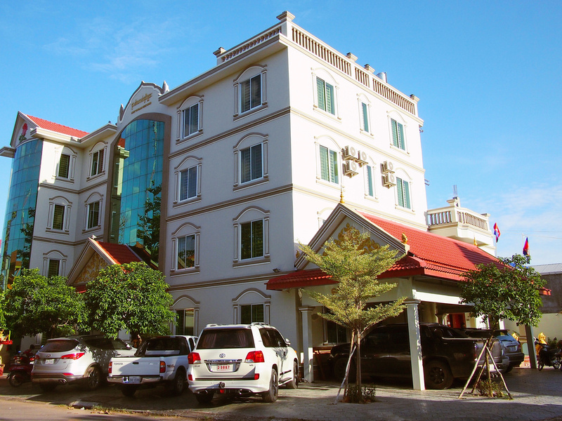 Borey Vatanac Guesthouse