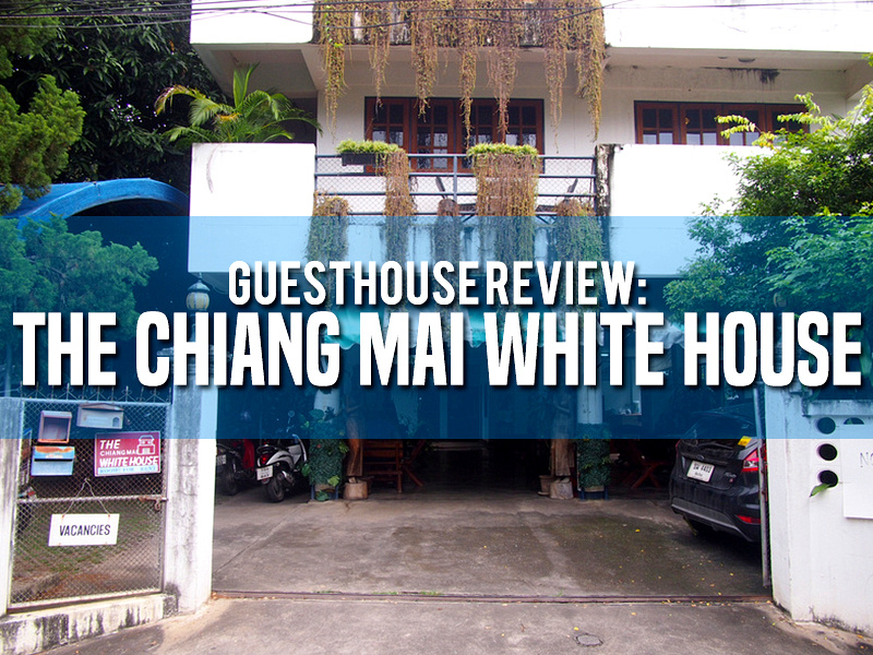 The Chiang Mai White House - Guesthouse in the Old City of Chiang Mai
