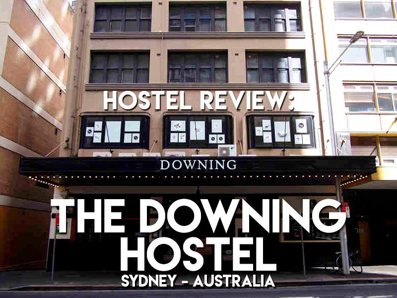 The Downing Hostel, Sydney - Australia