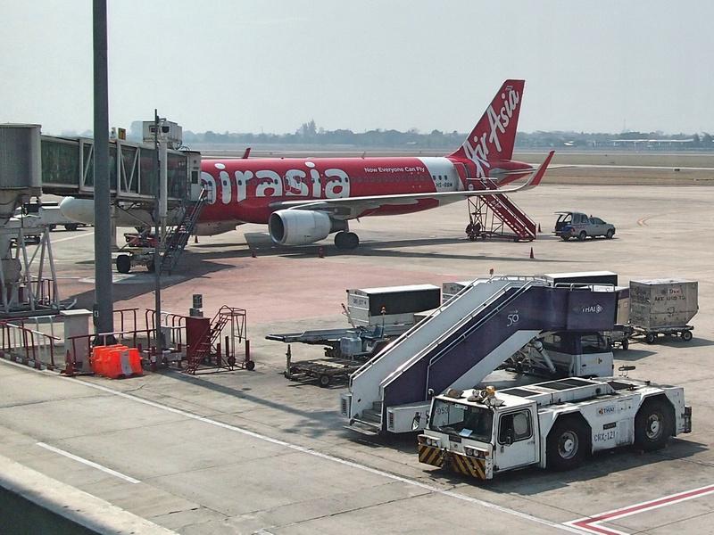 AirAsia at Chiang Mai