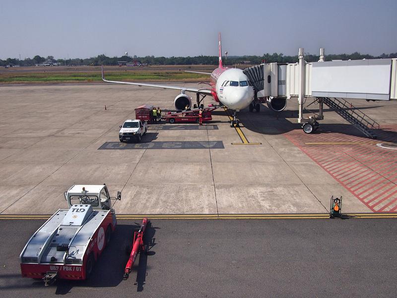 AirAsia at UBP