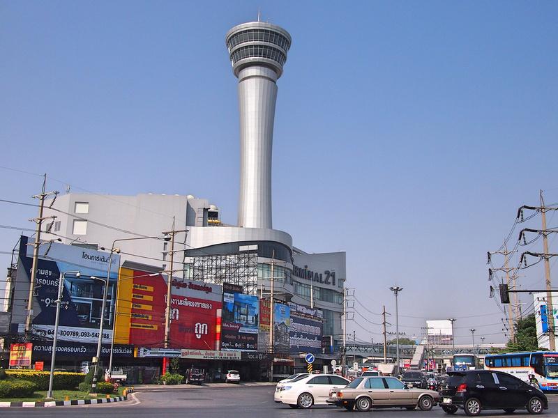 Terminal 21 Tower
