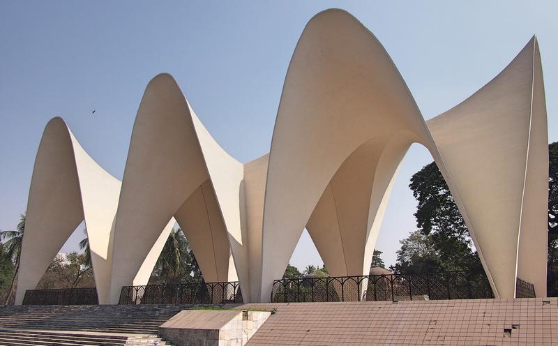 The Mausoleum Of Three Leaders