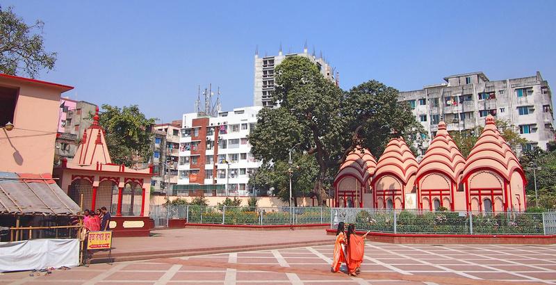 Dhakeshwari Mandir