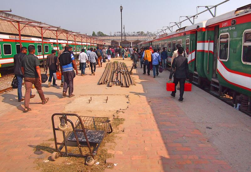 Chittagong station
