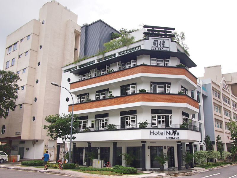 Hotel NuVe Urbane, Singapore