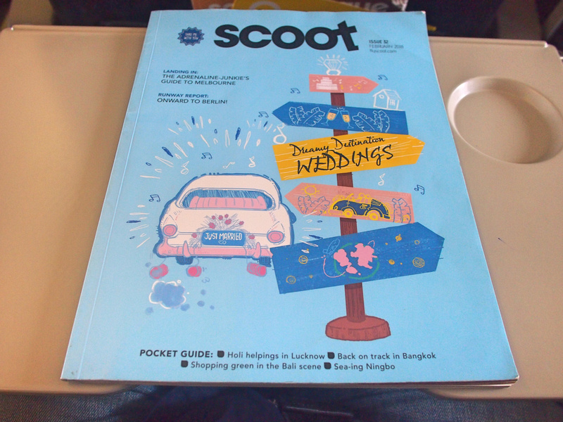 Scoot magazine