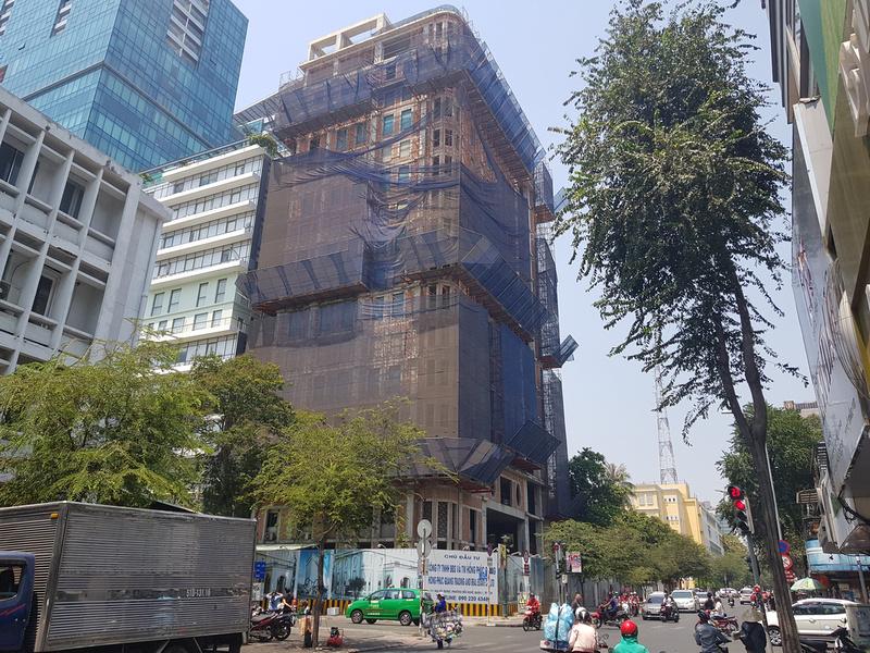 Abandoned Senla project