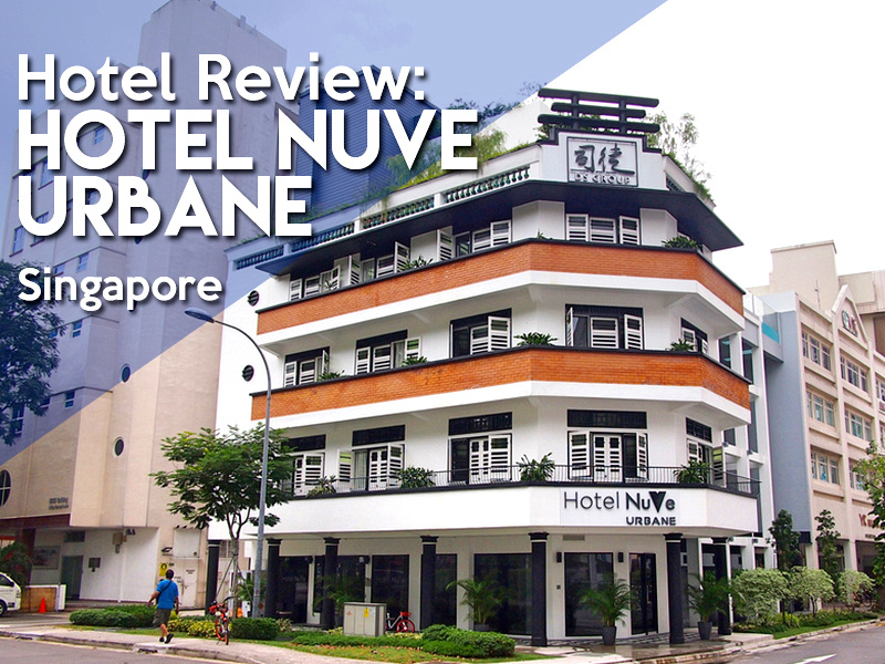 Hotel Review: Hotel NuVe Urbane