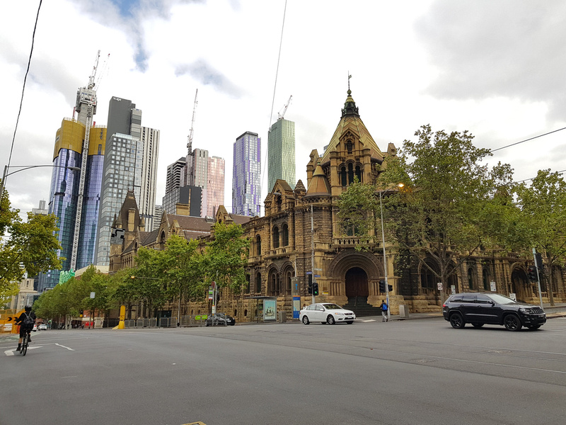 Notes on Melbourne: Things I noticed on my annual visit - 2018 Edition
