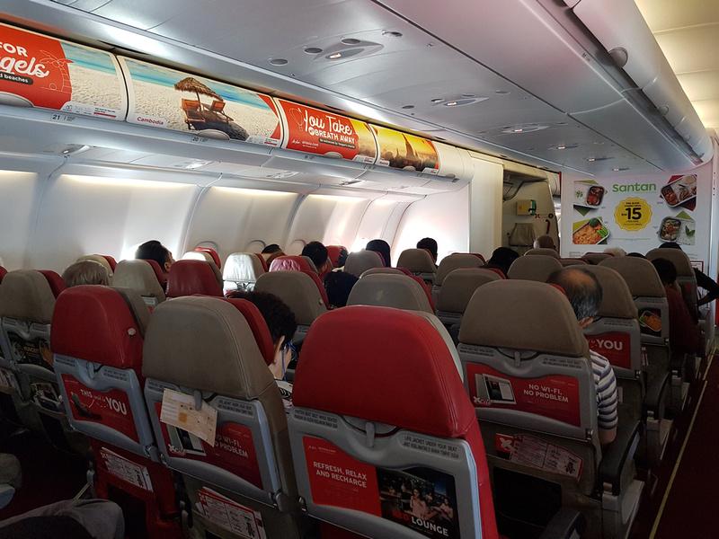 A330 cabin