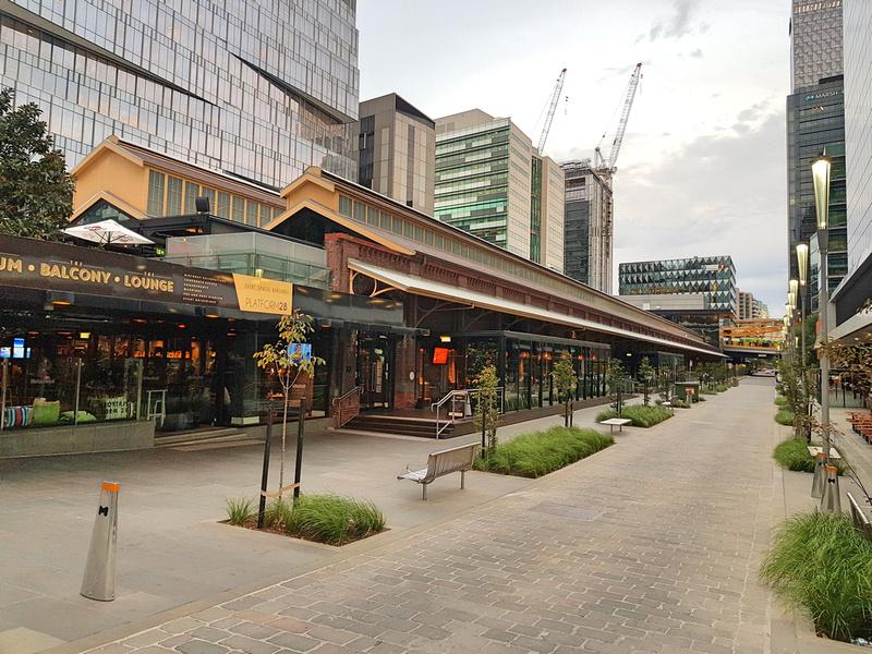 Docklands Goods Shed