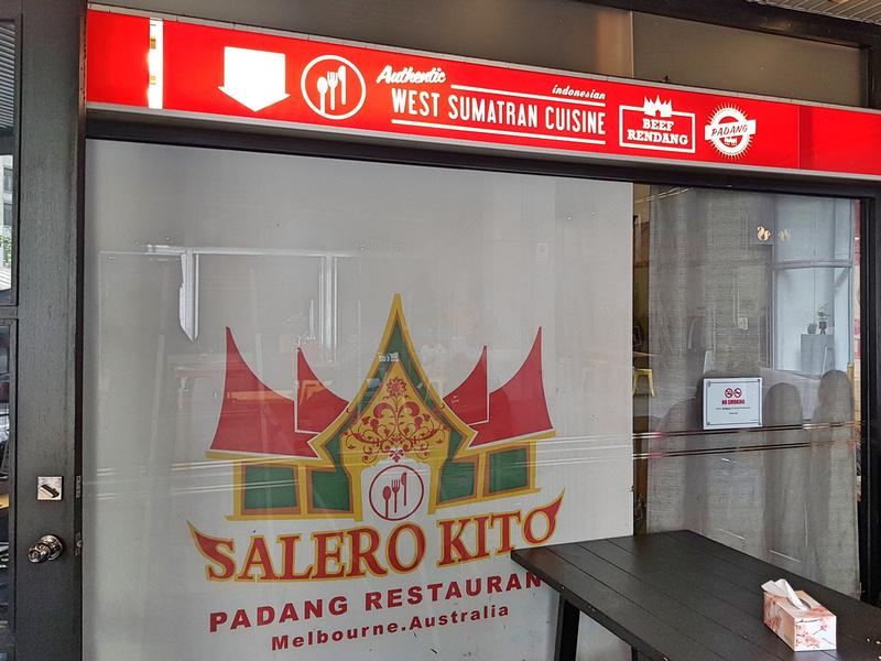 West Sumatran Padang