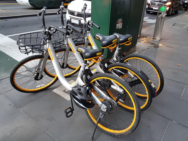 O bikes