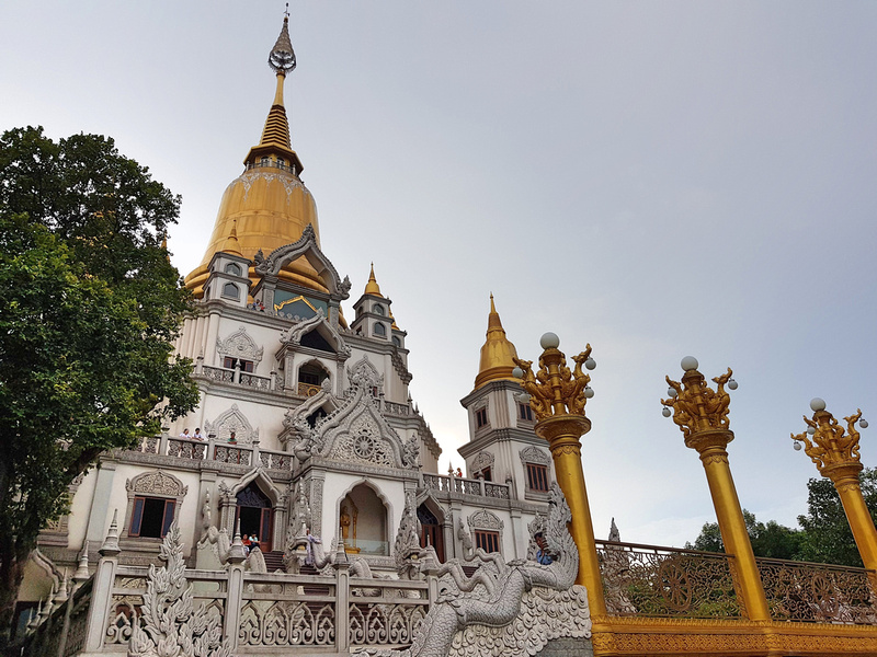 Buu Long Pagoda - A Buddhist temple in Ho Chi Minh City