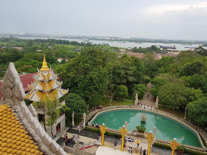 Dong Nai river view