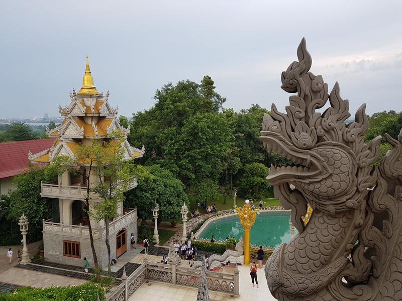 Temple ornament