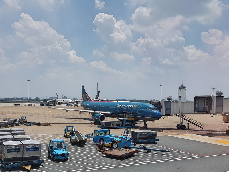 Vietnam Airlines – Ho Chi Minh City