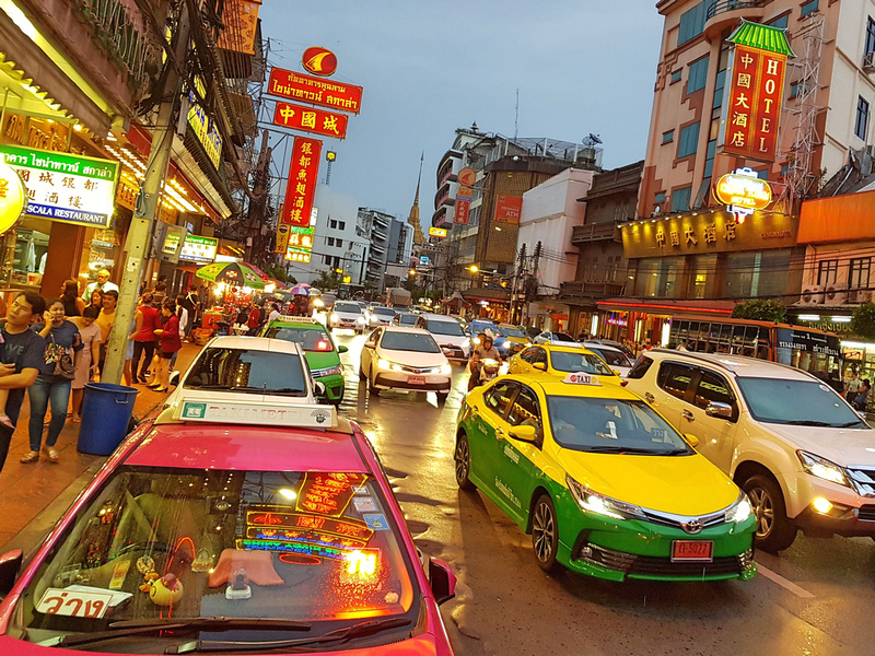 The re-emergence of Bangkok Chinatown