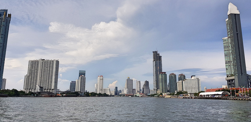 Future Bangkok - current and proposed construction projects