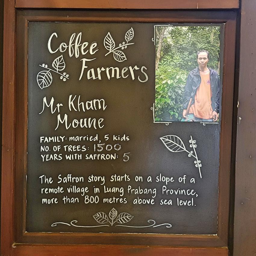 Coffee farmer profile