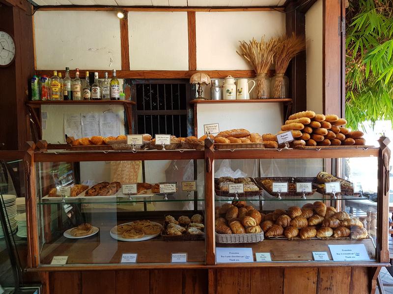 Le Banneton bakery