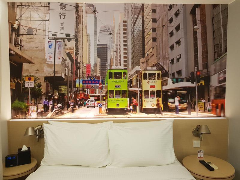 Hong Kong decoration