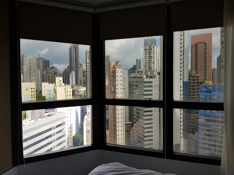 Travelodge view