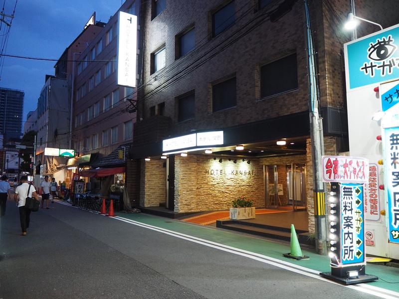 Hotel Kansai street