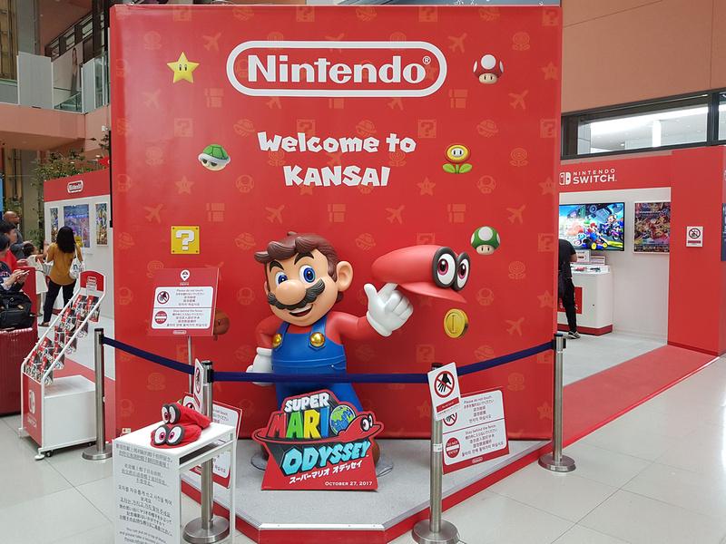 Welcome to Kansai