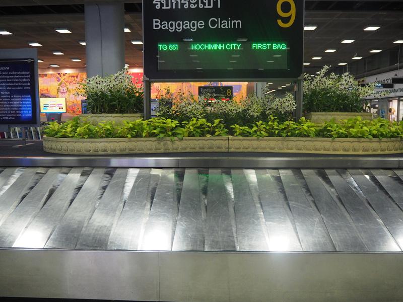Baggage claim 9
