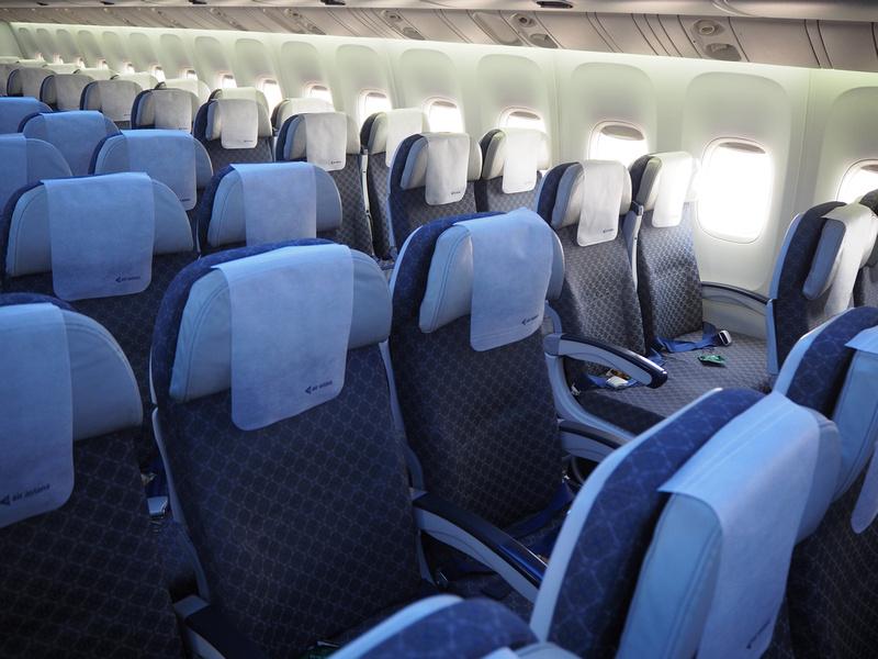 767 seats