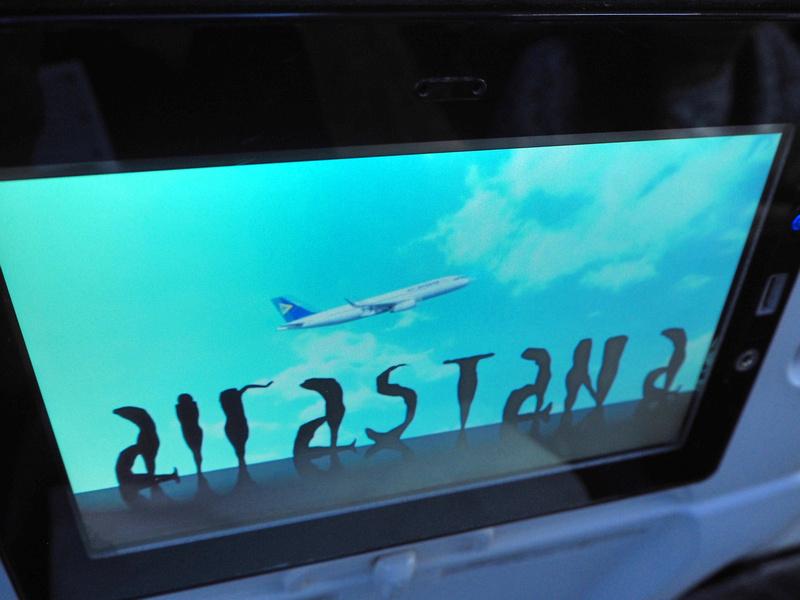 Flight safety video