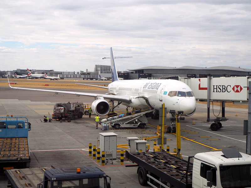 Air Astana LHR