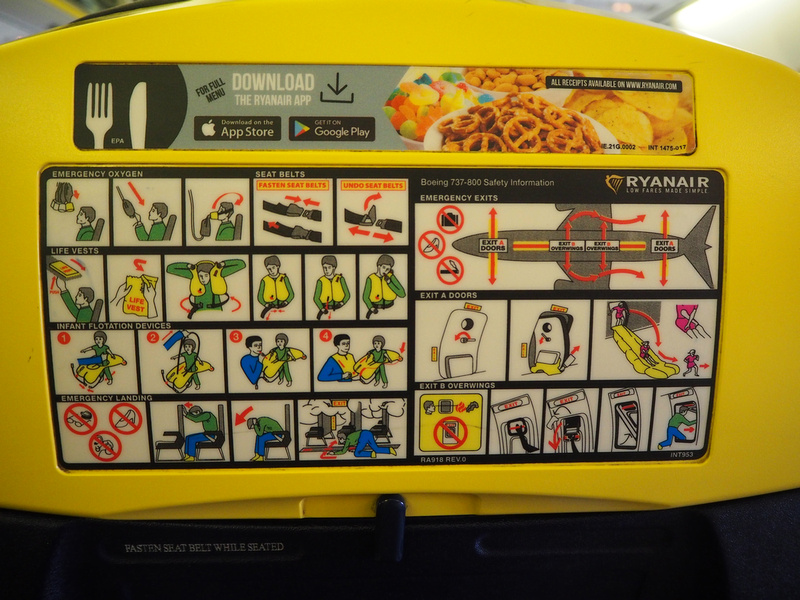 Flight safety information