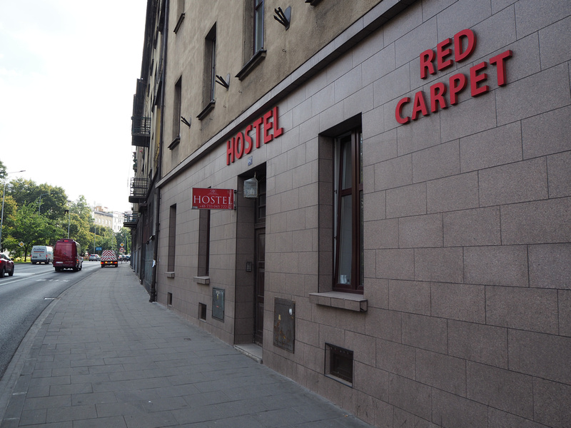 Red Carpet Hostel - Krakow