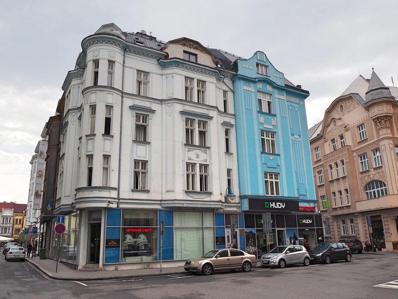 U Betty, Ostrava
