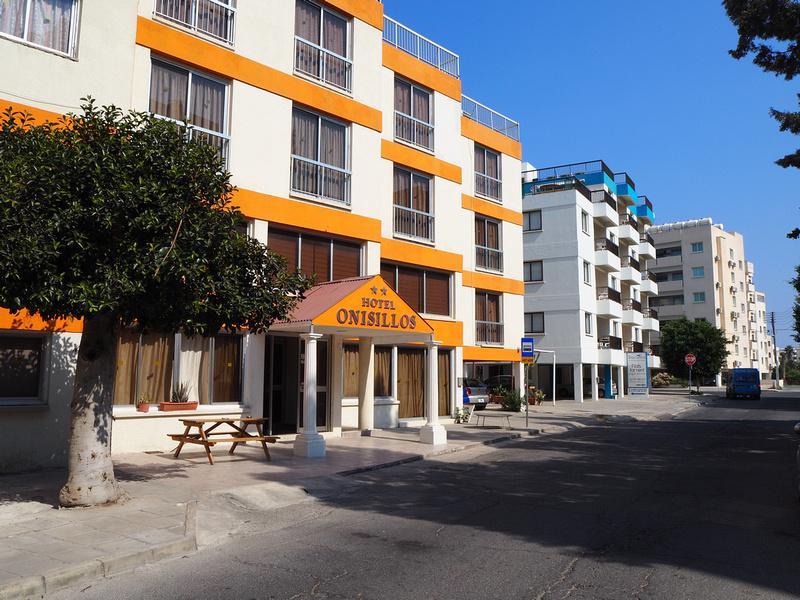 Onisillos street