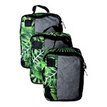 Elephant Stripes travel packing cubes