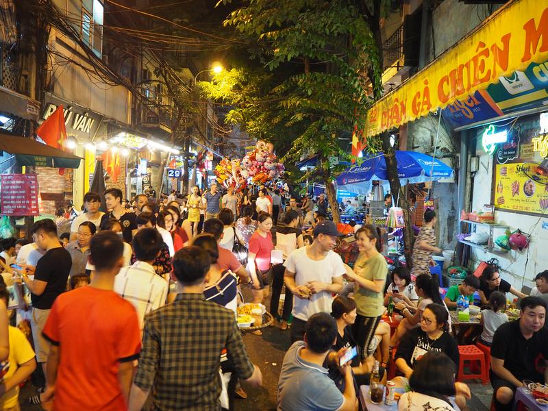 Luong Ngoc Quyen Street