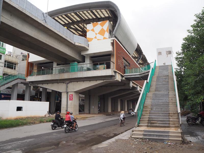 Thai Ha stairs
